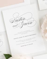 wedding invitations 1 script elegance wedding invitations wedding invitations by shine