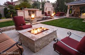 Fire Pit Glass Stones by Fireplaces U0026 Fire Features U2014 Ray Morrow Design