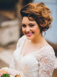 22 vintage wedding hairstyles for old brides