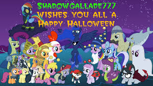 user blog shadofswad desmume happy halloween everypony my