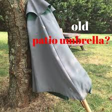 Paint Patio Umbrella Painted Umbrella Diy Easy Refresh For An Patio Umbrella