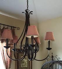 diy dining room light diy dining room chandelier makeover the purple hydrangea