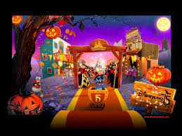 halloween kids background disney halloween background for kids clipartsgram com