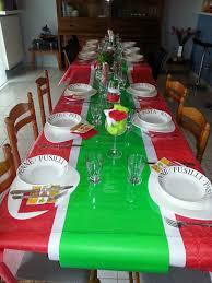 deco table marin une déco de table à l u0027italienne déco de table à thèmes