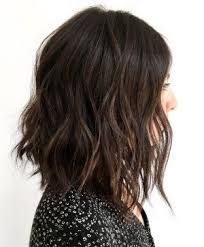 long bobs with dark hair top 8 long bob hairstyles for a fabulous and low maintenance look
