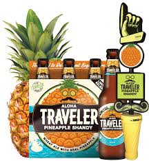 traveler beer images Review the traveler beer co aloha pineapple shandy drinkhacker png