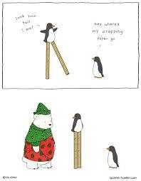 Christmas Memes Tumblr - wrapping paper disappearance liz climo comic 2015 12 04 via