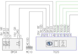 peugeot 206 schema electrique automobile