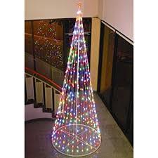 homebrite 144 prelit tree 61377 multi