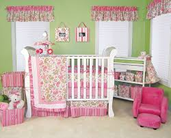 considering the appropriate style of the baby crib bedding