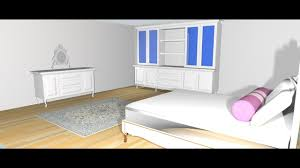 How To Design Bedroom Interior How To Design A Bedroom In Sketchup Tutorial Youtube