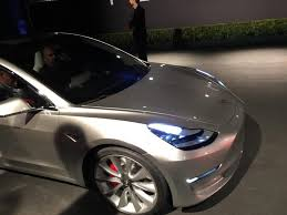tesla model 3 u0027release candidates u0027 are being built now reports