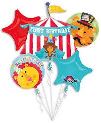 balloon delivery gainesville fl fisher price circus 1st birthday balloon bouquet set
