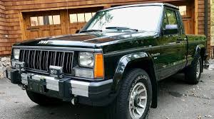 1985 jeep comanche this 1988 jeep comanche on craigslist might be the cleanest one in