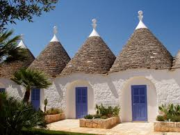 image italy alberobello cities building