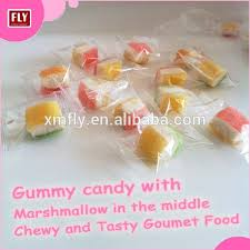 gummy marshmallow gummy marshmallow suppliers and manufacturers