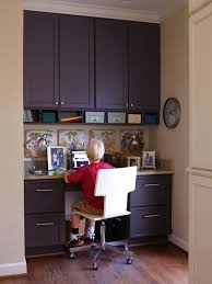 Kitchen Desk Cabinets Custom Kitchen Cabinets Pictures Options Tips U0026 Ideas Hgtv
