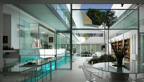 House Design Glass Modern by Gayton Road Residence By Richard Paxton Caandesign
