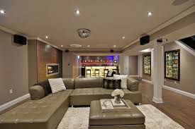 basement design and build by wilde north interiors toronto canada