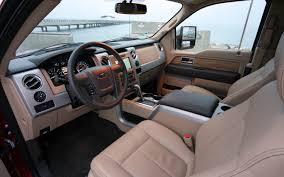 1996 Ford F150 Interior 2012 Ford F150 4x2 Lariat Interior Front Seats Photo 36571891