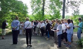 Club Summer Garden - an end of summer garden tour the martha stewart blog