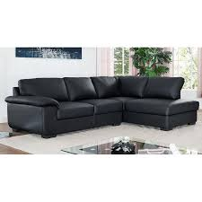 cheap black sofas for sale cheap black leather corner sofa slimsectionalsofas com