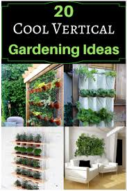 20 cool vertical gardening ideas u2013 postbit net