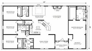 Double Wide Floor Plans With Photos Fascinating 5 Bedroom Double Wide Legacy Housing Double Wides