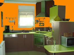 cuisine vert pomme gallery of cuisine vert chambre vert pomme et marron d coration
