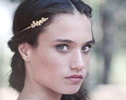 goddess headband flowers goddess crown goddess headband wedding