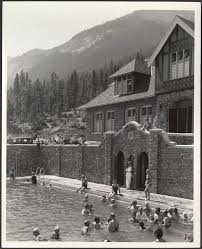 Banff National Park Map 11 Historic Photos Of Early Tourism In Banff National Park