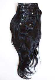 remy clip in hair extensions onyx clip in hair extensions 20 inches 200 gram set of