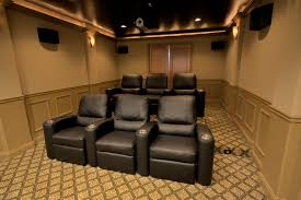 home theater on a budget small basement ideas balancing the budget home theater