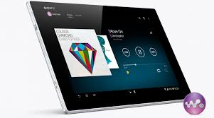 Tablet Sony Xperia皰 Tablet Z Android Tablet Sony Mobile United States