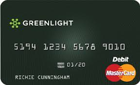 debit cards for kids greenlight the debit card for kids
