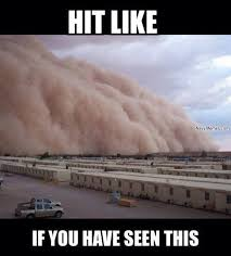 Sand Meme - incoming sand storm navy memes clean mandatory fun