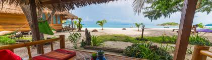 beachfront deluxe bungalow at lipe beach resort koh lipe