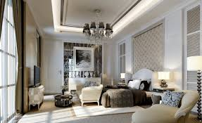 Awesome Modern Master Bedroom Pictures House Design Interior