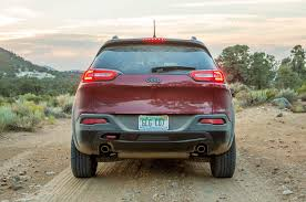 jeep trailhawk 2014 jeep cherokee trailhawk first test