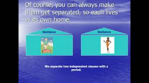 independent and dependent clauses youtube