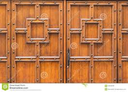 Wood Door Design by Door Design Royalty Free Stock Photo Image 34636295