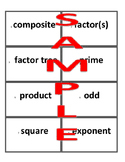 combining like terms practice worksheet common core tpt