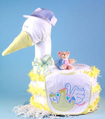 stork baby shower cake stork baby shower gift by silly phillie