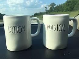 rae dunn halloween mug potion magical mugs ebay