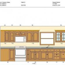 Kitchen Cabinet Drawing Software Cabinet Software Cabinet Builder Software 57 With Cabinet Builder