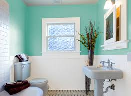 Blue And Green Bathroom Ideas Bathroom Design Ideas And More by Glidden Capri Teal Paint Colors Pinterest Blue Green