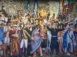 El Mural by El Mural De La Independencia De O U0027gorman La Imagen Su