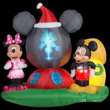 disney inflatables outdoor decorations
