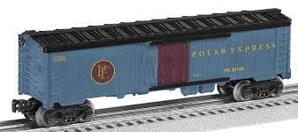 new product spotlight polar express freight set lionel trains