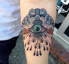 tattoos of the mighty eye of providence scene360 style